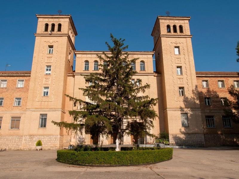 Fachada Seminario de Tarazona