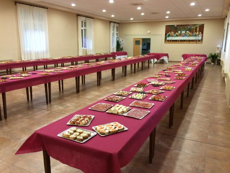 Comedor Seminario de Tarazona