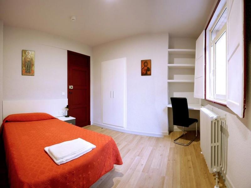 Habitación individual invitados Tarazona