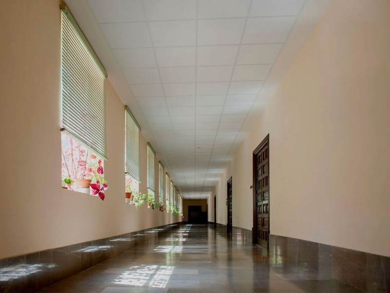 pasillo ce Seminario Tarazona
