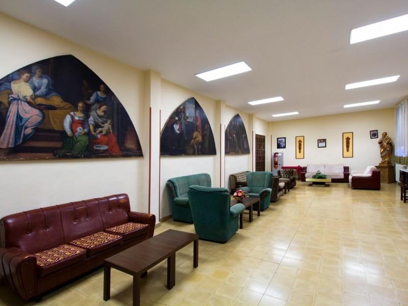 Recepción Seminario de Tarazona